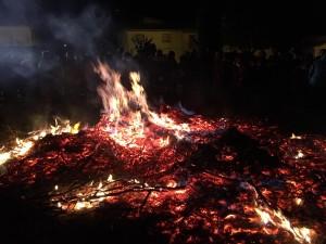 Hoguera San Blas 2019